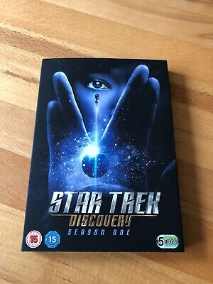 Star trek discovery season 1 dvd