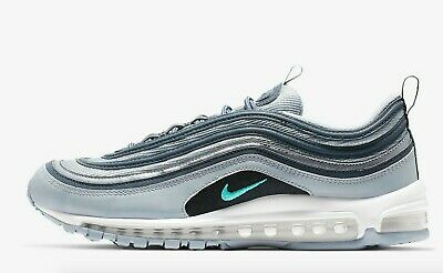 NIKE AIR MAX 97 Essential Grey Size 7 Trainers Men's EUR