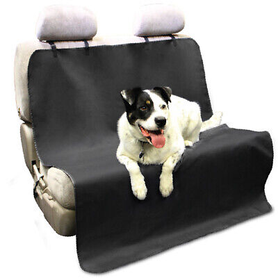 Waterproof Puppy Dog Car Seat Cover for Cat Pet SUV Van Back Rear Bench Pad A9B1