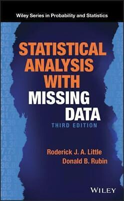 Statistical Analysis with Missing Data - Roderick J. A. Little / Donald B. Rubin
