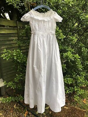Edwardian Christening Gown