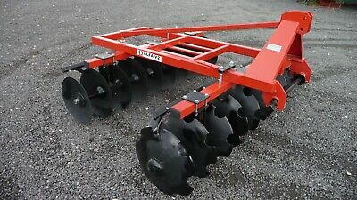 TRACTOR DISC HARROW, DISC CULTIVATOR - 2.2m
