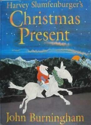 Harvey Slumfenburger's Christmas Present,John Burningham- 9780744525748