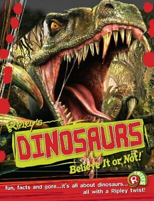 Dinosaurs (Ripley's Believe It or Not!),Robert Ripley