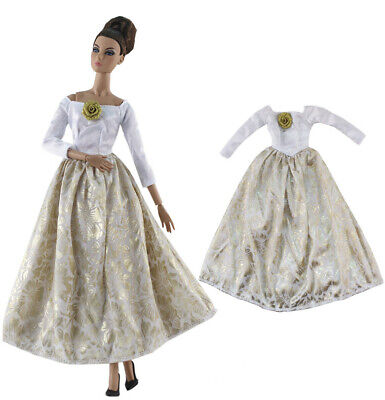 Fashion Royalty Princess Dress/Clothes/Gown For 11 in. Doll c06