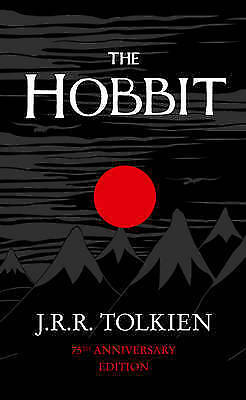 The Hobbit: 70th Anniversary Edition by J. R. R. Tolkien, Acceptable Used Book (