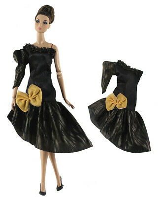 Fashion Royalty Princess Dress/Clothes/Gown For 11.5 in. Doll c23