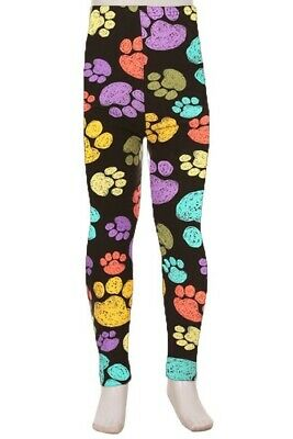 Pitter Patter Amazing Buttery Soft Leggings Kid's S/M & L/XL