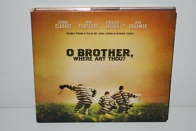 O Brother, Where Art Thou? ♫ Original Motion Picture Soundtrack ♫ CD