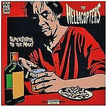 Supershitty to the Max von Hellacopters,the   CD   Zustand gut