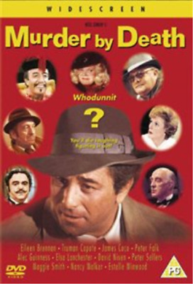James Coco, Nancy Walker-Murder By Death (UK IMPORT) DVD [REGION 2] NEW