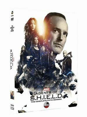 New & Sealed Marvels Agents Of Shield Season 5 Dvd Boxset. Series Fifth Five