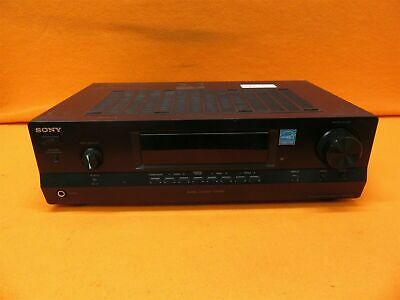 Sony FM Stereo// FM-AM Receiver Model #STR-DH100 *Tested//Working*