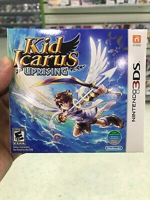 Kid Icarus: Uprising (Nintendo 3DS, 2012) US Release. Brand NEW/Sealed