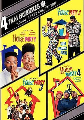 House Party Collection: 4 Film Favorites (DVD, 2009, 2-Disc Set)