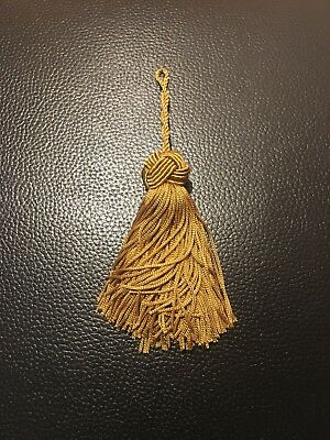 Tassel For Grandfather Clock key. Antique Clock Parts.