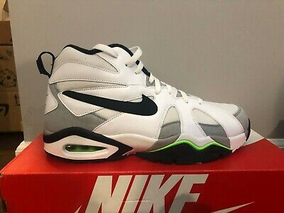 buy online 91236 a0b89 Nike Air Griffey Diamond Fury 96 US Mens Size 13 White, Grey Black