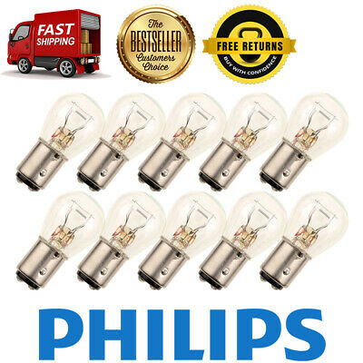 Philips 10X Standard Signaling Lamp Turn Signal Light Bulb Front For 1963 300