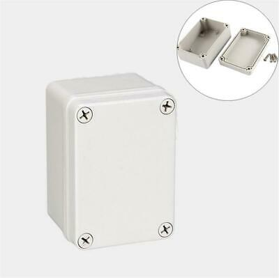 Waterproof Cover Grey Plastic Electronic Project Box Enclosure Case 100*68*50mm