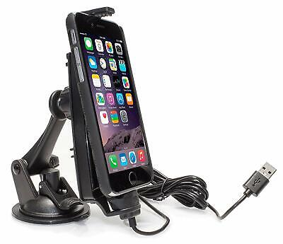 iBolt iPro2 Car Dock For iPhones with integrated Lightning Cable: Retail