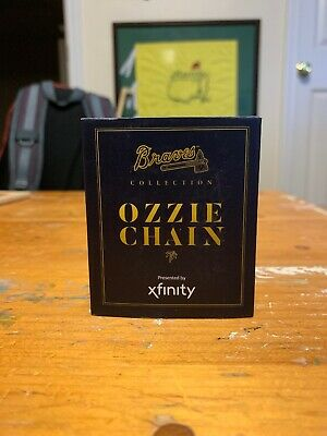Ozzie Albies Replica Chain Necklace Giveaway