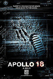 Apollo 18 [DVD], Good, DVD, FREE & Fast Delivery