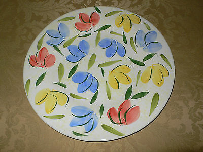 """Crate /& Barrel Verona Fruit 9 1//4/"""" Plates MINT UNUSED Italy TAKE YOUR PICK"""