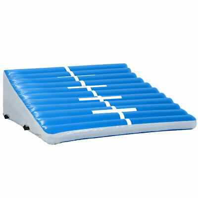 Everfit 2X2X0.6M Airtrack Inflatable Air Track Ramp Incline Mat Floor Gymnastic