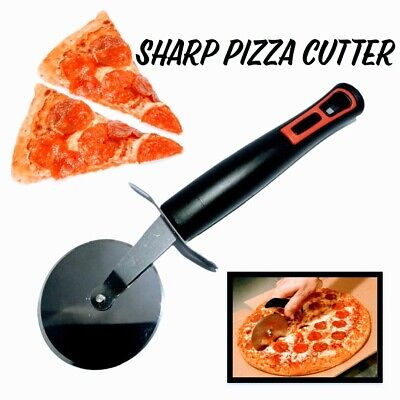 Professional Pizza Cutter Large Heavy Duty Stainless Steel Blade Catering knife