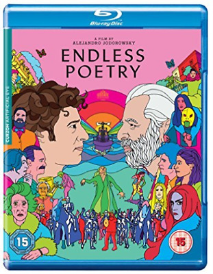 Endless Poetry Bluray (UK IMPORT) BLU-RAY NEW