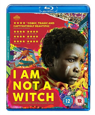I Am Not A Witch Bluray (UK IMPORT) BLU-RAY NEW