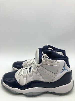 the latest 28841 8480f NIKE AIR JORDAN Retro 11 XI Win Like 82 Midnight Navy Blue ...
