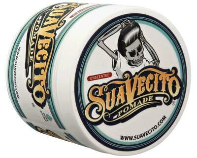 Suavecito Original Hold Pomade Unscented (4 Oz) New, Fast Shipping