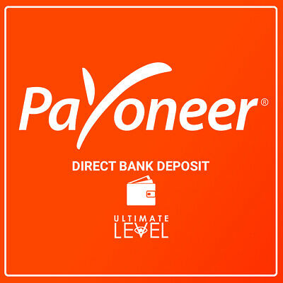 Payoneer Balance Wire Transfer  Direct bank deposit