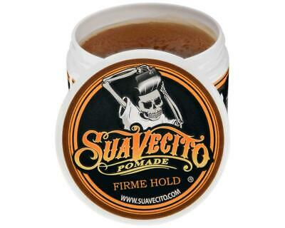 Suavecito Pomade Firme (Strong) Hold Pomade, 4 oz, New, Fast Shipping