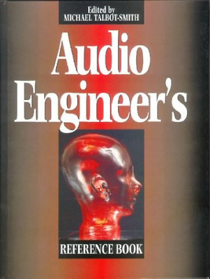 Audio Engineer's Reference Book, , Good Condition Book, ISBN 0750603860