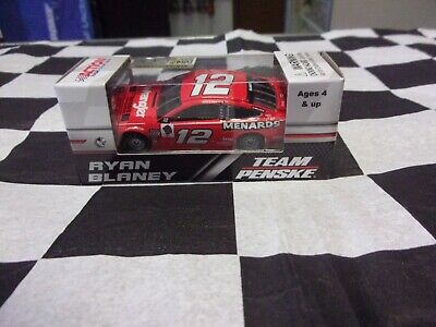 Ryan Blaney #12 Wrangler 2018 Fusion NASCAR Action 1:64 scale car NIP