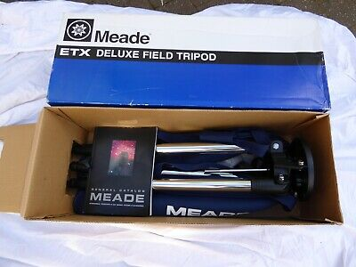 Meade Etx 884 Deluxe Field Tripod - New And Boxed