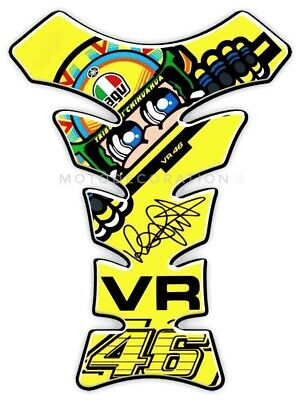 The Doctor Vr 46 Valentino Rossi Tankpad * Awesome New