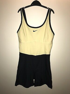 Girls Nike Dri-Fit Legsuit One Piece Swimwear Age 12-14 Years Old