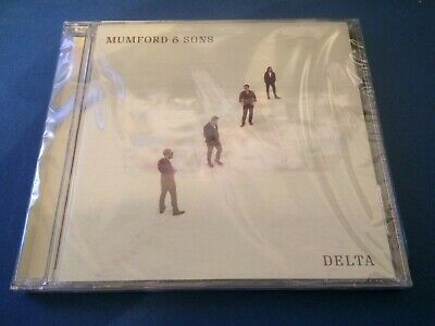***BRAND NEW - FACTORY SEALED CD*** Delta by Mumford and Sons