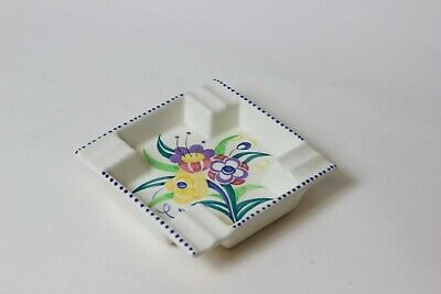 Poole pottery England Art Deco ashtray