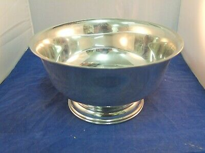 KS   Salisbury Pewter Images of America Bowl