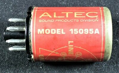 One Altec 1588C input module with transformer ~ used in 1592A mixer very nice!