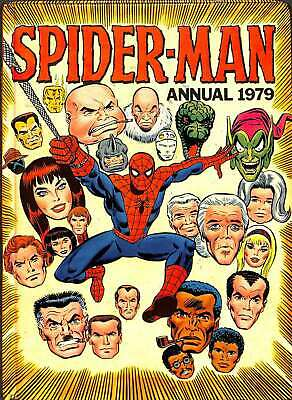 SPIDER-MAN ANNUAL 1979, STAN LEE, Good Condition Book, ISBN 9780723565055