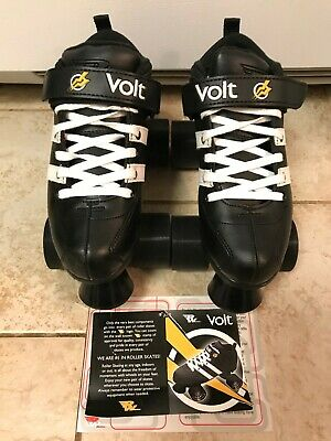 Riedell Volt Quad Roller Derby Speed Skates Size 5 - used