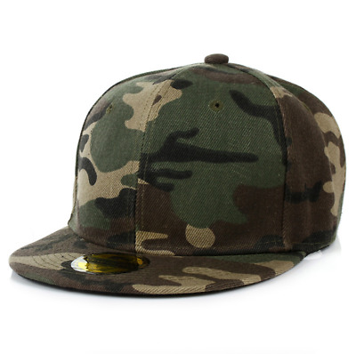 buy popular 95eab 2b23c Men-Women-Baseball-Cap-Military-Army-Camo-Hat-