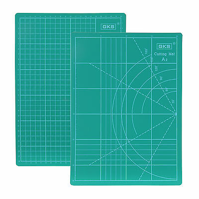 A2A3 A4A5 PVC Cutting Mat Double Sided Cutting Board Leather Craft DIY Cut Pad