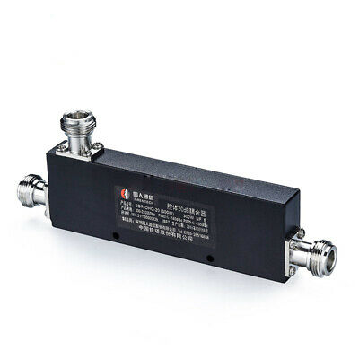 N Type Female RF Coaxial Directional Coupler, 800-2500MHz, 200W 5-40dB UK Stock