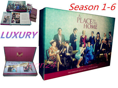 A PLACE TO CALL HOME Complete Series DVD Seasons 1-6 Six 1 2 3 4 5 6 Box SET